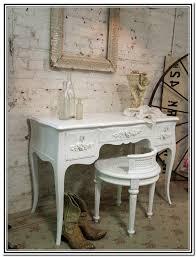 Shabby Chic Vanity Chair Shabby Chic Vanity Table Set Home Design Ideas