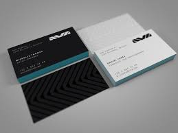 Business Cards Ideas For Graphic Designers 20 Minimalistic Business Card Designs For Your Inspiration Hongkiat