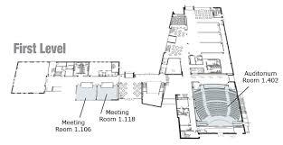 student activity center sac floor level maps