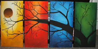 abstract color tree by lettym on deviantart