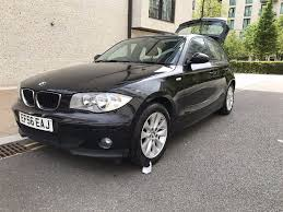bmw 1 series 1 6 116i se 5dr 3 previous owners manual in