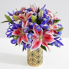Lily Bouquet Stargazer Lily Bouquets Proflowers
