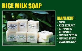 Sabun Thai k brothers soap sabun beras