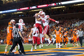 husker notes michael decker carving out a home at center