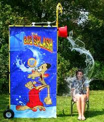 dunk tank for sale big splash a dunk tank alternative cleveland bounce a
