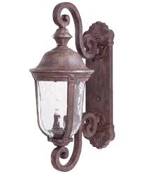 Vintage Outdoor Lights Minka Lavery 8991 Ardmore 10 Inch Wide 2 Light Outdoor Wall Light