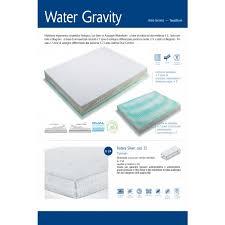 materasso per cer sales water gravity ergonomic orthopedic biology mattress