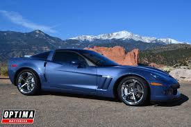 corvette c6 grand sport optima presents corvette of the week supersonic blue is the hue