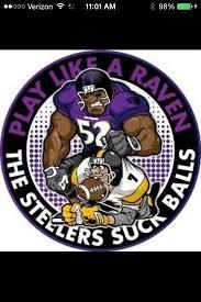 Steelers Ravens Meme - pin by baltimore ravens fan hq on baltimore ravens rivalries pinterest