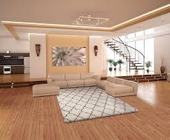 amore collection shag area rug in cream design by nourison u2013 burke