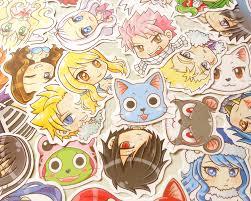 anime wrapping paper fairy sticker ft sticker anime stickers kawaii sticker laptop