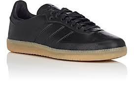 black samba adidas bny sole series women s samba leather sneakers barneys