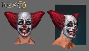 halloween mask runescape sinister clown face runescape wiki fandom powered by wikia