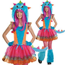 Halloween Costume Tween Girls Sell Custom Teen Tween Girls Rainbow Halloween Cosplay