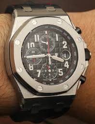 audemars piguet royal oak offshore 42mm watches new for 2014 hands
