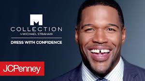 michael strahan new haircut collection by michael strahan exclusively at jcpenney youtube