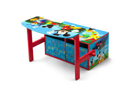 chambre mickey mouse banc bureau 3 en 1 mickey mouse acheter en ligne emob