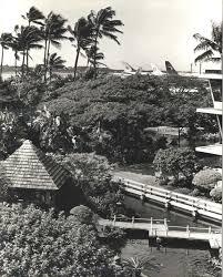 Hnl Airport Map Hawaii Aviation Hnl 1960s