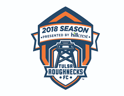White Flag Tulsa Tulsa Roughnecks Fc