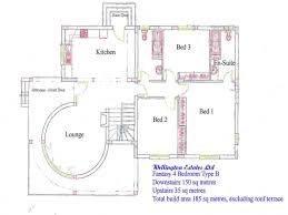 4 bedroom bungalow plans christmas ideas best image libraries