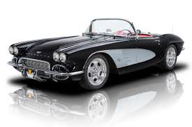 62 corvette convertible for sale 1961 chevrolet corvette black for sale c1 corvette 61 62