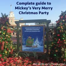 guide to mickey s merry for 2017