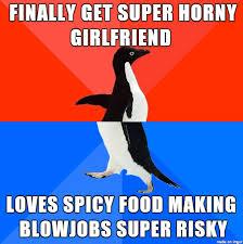 Horny Girl Meme - risks of dating a bengali girl meme on imgur