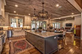 how to make brown kitchen cabinets look rustic 40 rustic kitchen design ideas to