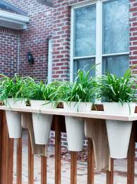 Porch Rail Flower Boxes by Best Deck Rail Planters Ideas Home Decor Inspirations Porch