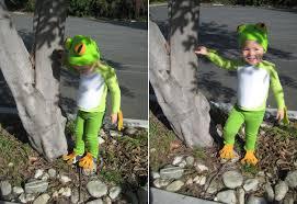 frog costume inhabitots