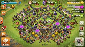 apk game coc mod th 11 offline ash s titanium th11 by sirunicorn 900 cups in 12 hours titans