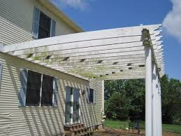 pressure washing trellis prep for the painter specialty trades