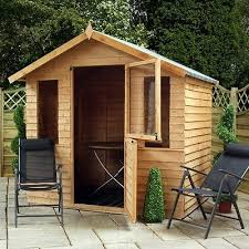Garden Shed Summer House - log house zeppy io