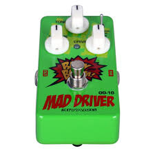 Digitech Bad Monkey Biyang Od 10 Mad Driver Overdrive Guitar Effects Pedal Amazon Co
