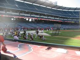 monster truck show anaheim stadium angel stadium section 125 rateyourseats com