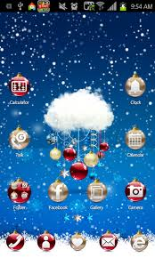 merry christmas icon theme android apps on google play