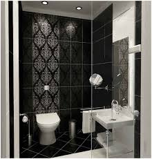 black and white bathroom decor ideas bathroom best tiles for small bathrooms good ideas and pictures