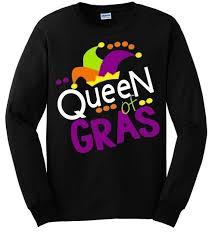 mardi gras tshirt sleeve mardi gras shirt king prince princess of gras