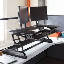 Adjustable Desk Shelf The Cube Plus 48 Is A Standing Desk Built With Size Of The