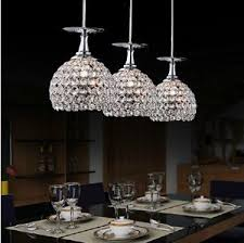 Wine Glass Pendant Light New Led Lighting Wineglass Ceiling Light Pendant L