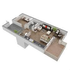 the floor plan compound floor 3d model cgstudio