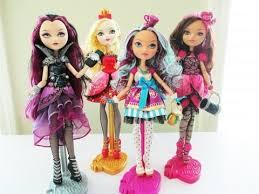 all after high dolls all 4 after high dolls