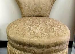 vanity chair with skirt skirted vanity chair nurani org