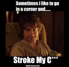 Hobbit Meme - hobbit meme 1 by meragon55 on deviantart