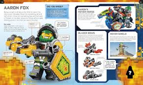 lego nexo knights the book of knights julia march 9781465454003
