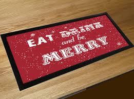 merry christmas ya filthy animal metal sign decoration