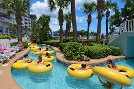 Florida Cool Lazy River Inner Tubing On Daytona Beach Florida Tony Giese