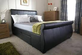 Ottoman Beds Argos Black Leather Storage Bed Imdrewlittle Info