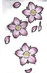 my cherry blossoms colored by omfgxxitsashley on deviantart