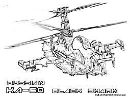 military helicopter coloring page free download